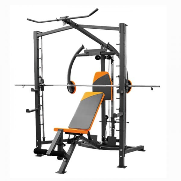 Viking C-117 Smith–Power Rack