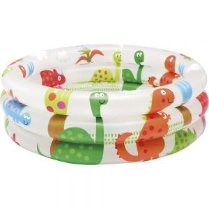 INTEX Dinosaur 3-ring Baby πισίνα Φ61*22cm
