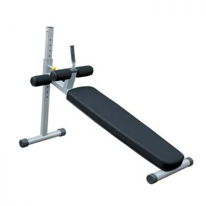 Amila Adjustable Abdominal Bench IFAAB Πάγκος Γυμναστικής 46261