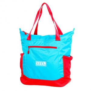 ENO Τσάντα Παραλίας Relay Festival Yoga Tote Aqua/Red
