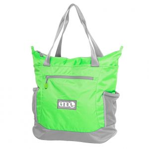 ENO Τσάντα Παραλίας Relay Festival Yoga Tote Lime/Grey