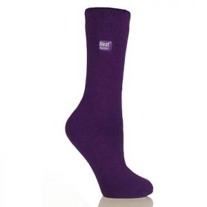 Heat Holders Γυναικείες Κάλτσες Ultra Lite Socks Women Purple
