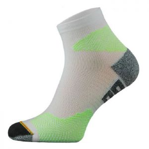 Comodo Κάλτσες Running Socks - RUN 1 White/Green