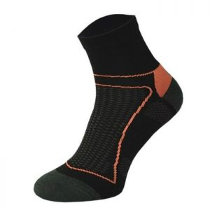 Comodo Κάλτσες Bike Performance Socks - BIK 1 Black/Orange