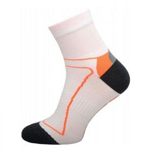 Comodo Κάλτσες Bike Performance Socks - BIK 1 White/Orange