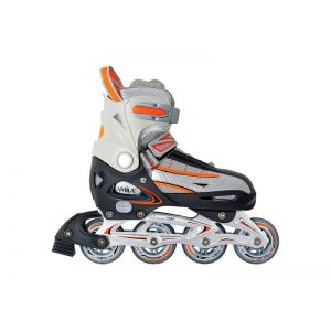 Amila In Line Skate Rollers Αλουμινίου 33-36
