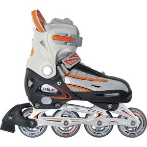 Amila In Line Skate Rollers Αλουμινίου 40-43